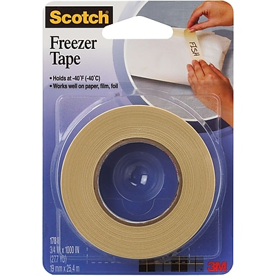 3M™ Scotch 178 Freezer Tape, 3/4