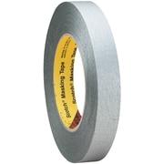 "3M™ 225 Masking Tape, 3/4"" x 60 yds., Silver, 48/Case (02828-1)"