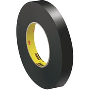 "3M™ Scotch  226 Masking Tape, 3/4"" x 60 yds., Black, 48/Case (61173-5)"