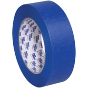 "Tape Logic 3000 Painter's Tape, 1 1/2"" x 60 yds., Blue, 24/Case (T9363000)"