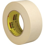 "3M™ Scotch  202 Masking Tape, 2"" x 60 yds., Natural, 24/Case (04227-0)"