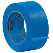 "3M™ Scotch  2080 Masking Tape, 3/4"" x 60 yds., Blue, 16/Case (T934208016PK)"