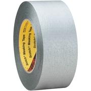 "3M™ Scotch  225 Masking Tape, 2"" x 60 yds., Silver, 3/Case (T9372253PK)"