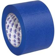 "Tape Logic 3000 Painter's Tape, 3"" x 60 yds., Blue, 16/Case (T9383000)"