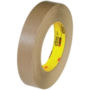 "3M™ Scotch  2517 Flatback Tape, 1"" x 60 yds., Kraft, 12/Case (T945251712PK)"