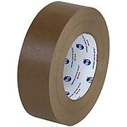 "Partners Brand Industrial 530 Flatback Tape, 1 1/2"" x 60 yds., Brown, 6/Case (T9465306PK)"