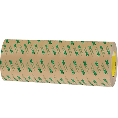 3M™ 467MP Adhesive Transfer Tape, Hand Rolls, 12