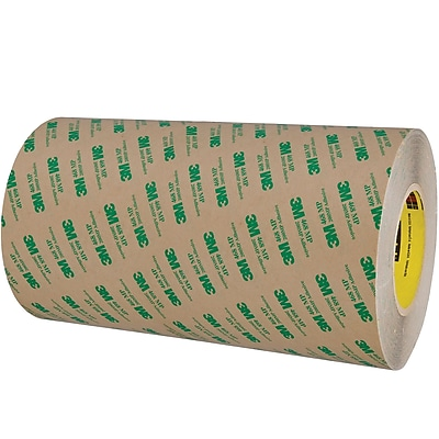 3M™ 468MP Adhesive Transfer Tape, Hand Rolls, 12