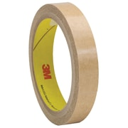 """3M™ 927 Adhesive Transfer Tape, Hand Rolls, 1/2"""" x 60 yds., Clear, 72/Case (05276-7)"""