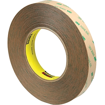 3M™ Scotch 9472LE Adhesive Transfer Tape, Hand Rolls, 3/4