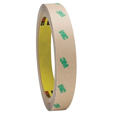 3M™ F9465PC Adhesive Transfer Tape, Hand Rolls, 3/4