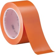"3M™ 471 Vinyl Tape, 2"" x 36 yds., Orange, 24/Case (04312-3)"