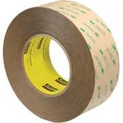"3M™ Scotch  9472LE Adhesive Transfer Tape, Hand Rolls, 2"" x 60 yds., Clear, 2/Case (T96794722PK)"
