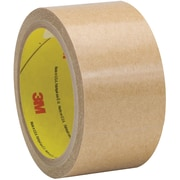 """3M™ 927 Adhesive Transfer Tape, Hand Rolls, 2"""" x 60 yds., Clear, 24/Case (03803-7)"""