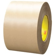 "3M™ 9485PC Adhesive Transfer Tape, Hand Rolls, 4"" x 60 yds., Clear, 1/Case (T96894851PK)"
