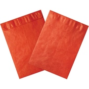 "Partners Brand Tyvek Envelopes, 9"" x 12"", Red, 100/Case (TYC912R)"