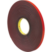 "3M™ 4611 VHB™ Tape, 1/2"" x 5 yds., Gray, 1/Case (VHB461112R)"