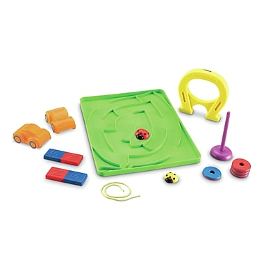 Learning Resources® Learning Essentials STEM Magnets Activity Set (LER2833)