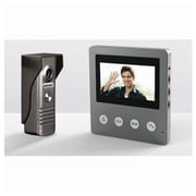 SeqCam 4.3 Inch Video Doorphone, (SEQ8805)