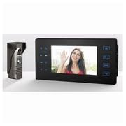 SeqCam - Portier phonique vidéo à écran tactile de 7 po, (SEQ8809)