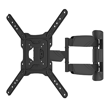 TygerClaw 23 to 55 inch Full Motion Wall Mount, (LCD5445BLK)