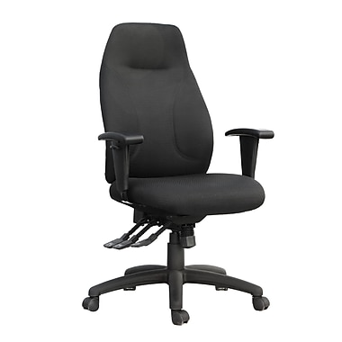 TygerClaw High Back Fabric Executive Chair, (TYFC2313)