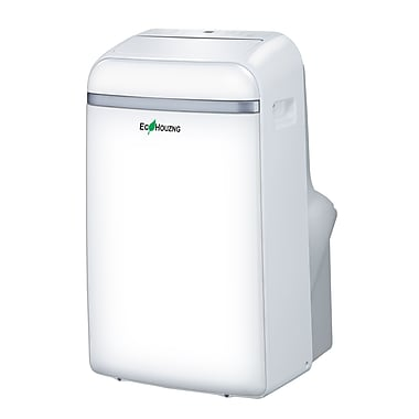 Ecohouzng 14000 BTU Portable Air Conditioner with Heater, (ECH2140)