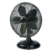 Ecohouzng – Ventilateur de bureau rétro 12 po (CT40060T)