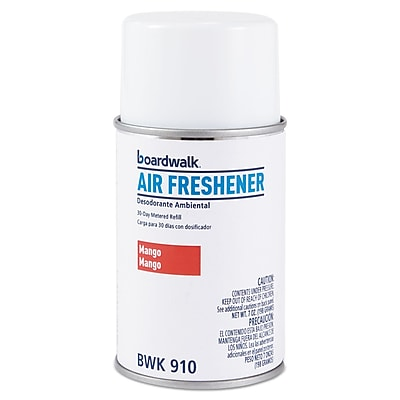 Boardwalk Metered Air Freshener Refill, Mango, 5.3