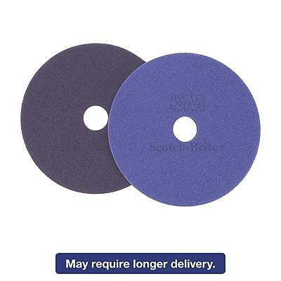 Scotch-Brite Purple Diamond Floor Pads, 17