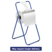 Boardwalk Taskbrand Jumbo Roll Dispenser, Blue, 16 3/8 X 20 X 33, Steel