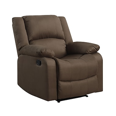 Lifestyle Solutions Newcastle Recliner, Chocolate, (RA-PRK-S1-M2-CT)