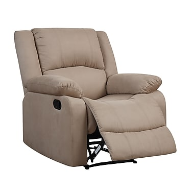 LifeStyle Solutions – Fauteuil inclinable Newcastle, beige, (RA-PRK-S1-M2-BG)