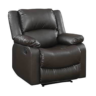 Lifestyle Solutions Newcastle Recliner, Java, (RA-PRK-S1F28-JV)