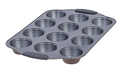 MAKER Homeware 12 Cup Standard Muffin Pan (591959) 2266836