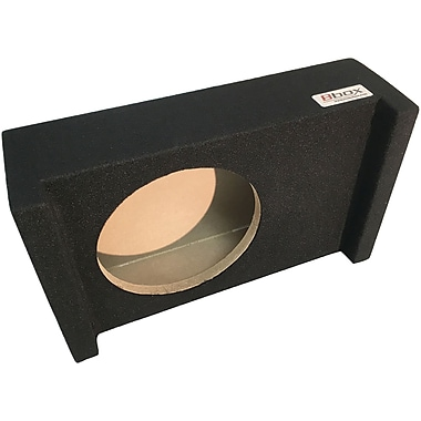 BBoxSeries Single Sealed Shallow-Mount Downfire Enclosure, 10
