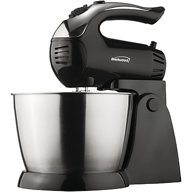 Brentwood 5-Speed Stand Mixer With Stainless Steel Bowl (BTWSM1153)