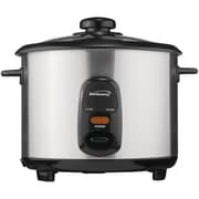 BRENTWOOD TS-10 5-Cup Stainless Steel Rice Cooker