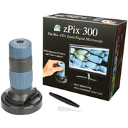 CARSON MM-940 zPix™ 300 86x-457x Digital Microscope with Integrated Camera