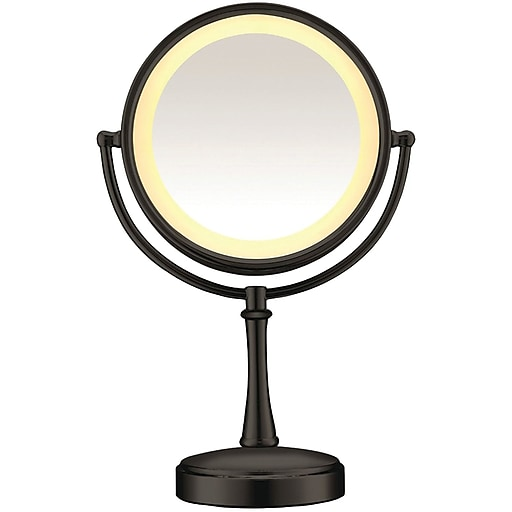 Conair Be87mb Touch Control Lighted Mirror Staples