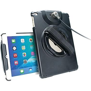 CTA Digital iPad Air/iPad Air 2 Antithe' Case With Built-in Grip Stand (CTAPADACGA)
