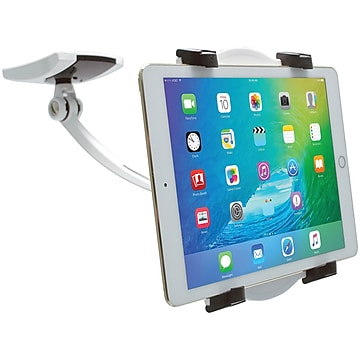 CTA iPad/tablet Wall, Under-cabinet & Desk Mount With 2 Mounting Bases