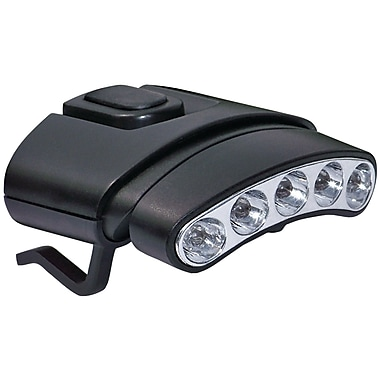 Cyclops 30 Lumen Tilt 5 LED Hat Clip Light