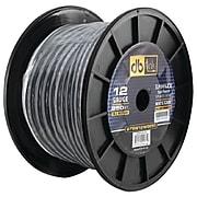 DB Link Superflex Series White/gray Speaker Wire (16 Gauge, 500ft)