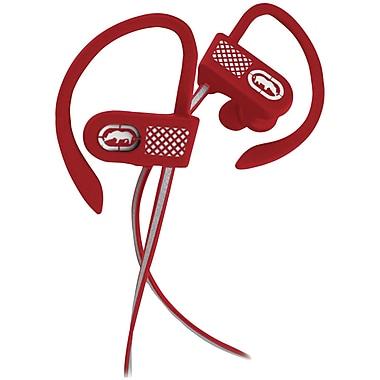 Ecko Bluetooth Runner2 Ear Hook Earbuds With Microphone, Red (EKURNR2RD)