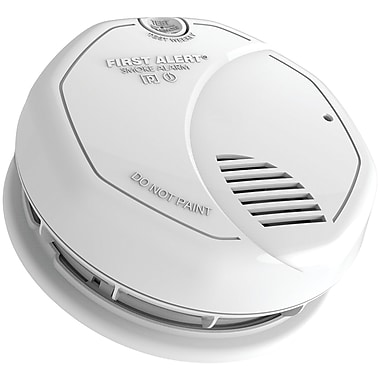 First Alert Dual-Sensor Smoke And Fire Alarm With 10-Year Sealed Battery (FATSA3210)