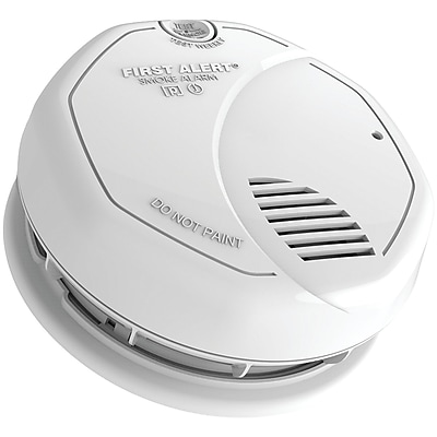 First Alert Dual-sensor Smoke & Fire Alarm With 10-year Sealed Battery