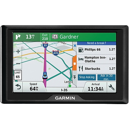 Garmin Drive 50 5 Gps Navigator 50lm With Free Lifetime Map - Garmin-gps-with-us-and-canada-maps