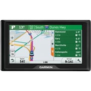 "Garmin Drive 60 6"" GPS Navigator (60LMT, With Free Lifetime Maps & Traffic Updates For The US)"