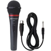 Karaoke USA Professional Microphone With Durable Metal Case & Grille